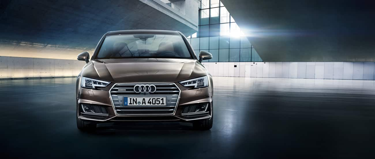 Price List And Catalogue A4 Sedan A4 Audi Philippines
